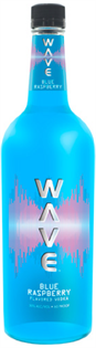 Wave Vodka Blue Raspberry 750ml - Case of 12